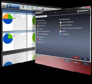 IronKey Enterprise Management Service